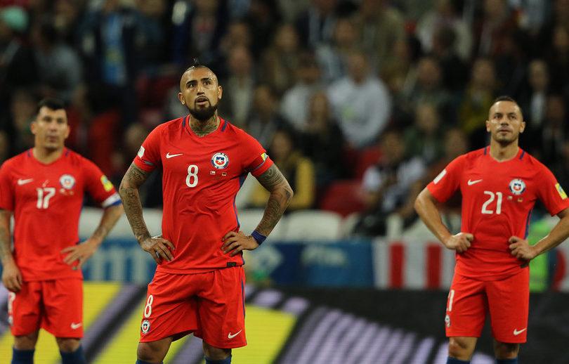 Chile no logró capitalizar su superioridad y se jugará la clasificación en el último partido
