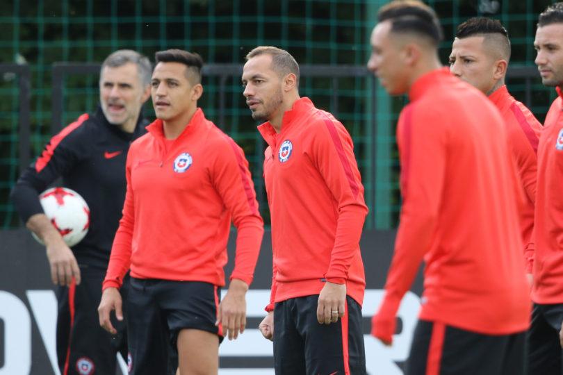 Esta es la posible formación con la que Chile saldrá a enfrentar a Australia por Copa Confederaciones