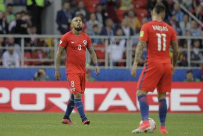 GOL A GOL  Chile iguala ante Australia gracias a Martín Rodríguez en Copa Confederaciones