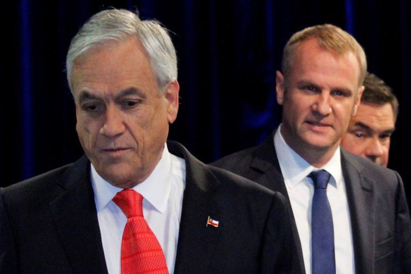 """Efecto Copa Confederaciones: Piñera reconoce """"difícil llegar"""" al millón de votantes para Chile Vamos"""