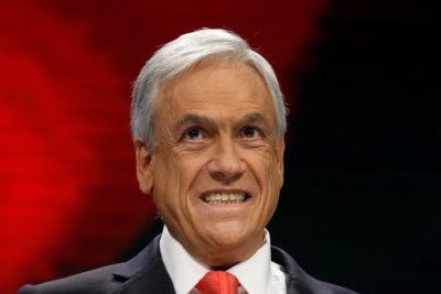 """Piñera y caso Exalmar: """"Soy inocente de los cargos miserables que hizo el diputado Gutiérrez"""""""