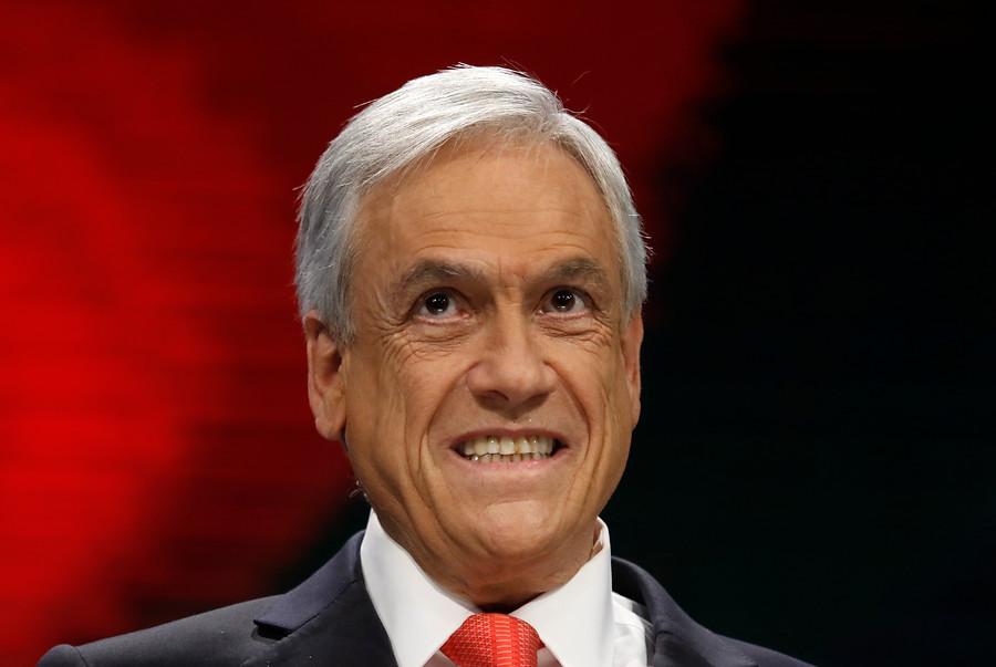 """""""Piñera y caso Exalmar:"""