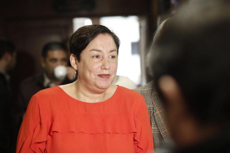 """Beatriz Sánchez golpea la mesa y le manda claro recado a Mayol tras acusación de """"copia"""""""