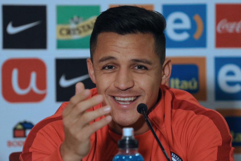 El gruñón, el enamorado y el agrandado: así describe Alexis Sánchez a sus compañeros
