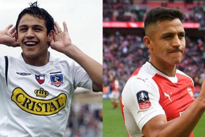 El videojuego que predijo hace una década que Alexis sería uno de los grandes cracks del fútbol