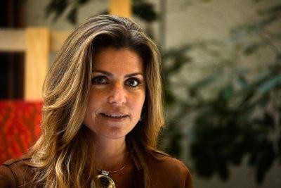 """Andrea Molina tras su derrota senatorial: """"No me siento cómoda en la UDI"""""""