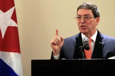 """Cuba responde a Estados Unidos por bloqueo: """"Jamás negociaremos bajo presión"""""""