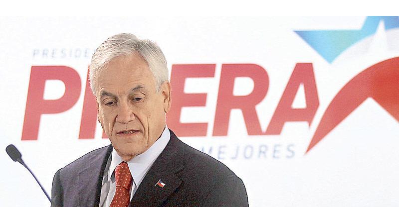 """Piñera tras última Cuenta Pública de Bachelet: """"Fue muy autocomplaciente"""""""