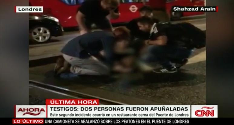 Atentados en Londres: atacantes fueron abatidos y dejaron un saldo de seis personas muertas