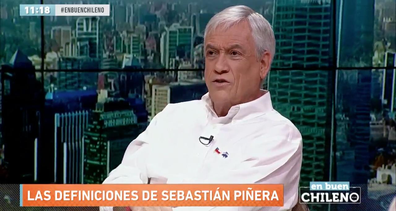 Piñera anuncia impensado vuelco en caso Sofofagate