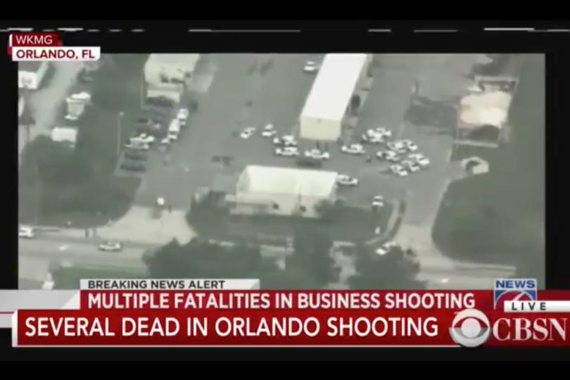"""EE.UU.: tiroteo en zona industrial de Orlando dejó """"varios muertos"""""""