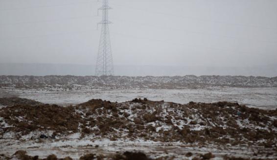 VIDEO  Mineras suspenden faenas: increíble registro de nevazón en Región de Antofagasta