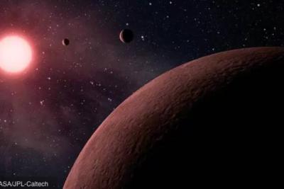 NASA descubre 10 planetas que podrían ser habitados por el hombre