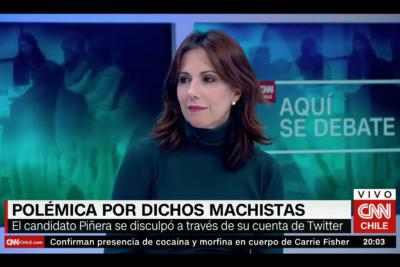 VIDEO | Alejandra Bravo comparó el chiste machista de Piñera con la implementación del Transantiago