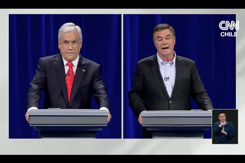 VIDEO   El rostro de Sebastián Piñera cuando Ossandón le saca en cara la historia del Banco de Talca