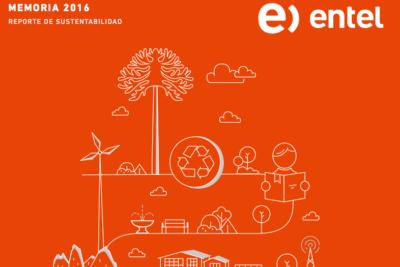 De lo ambiental a lo social: Entel presenta su Reporte de Sustentabilidad 2016