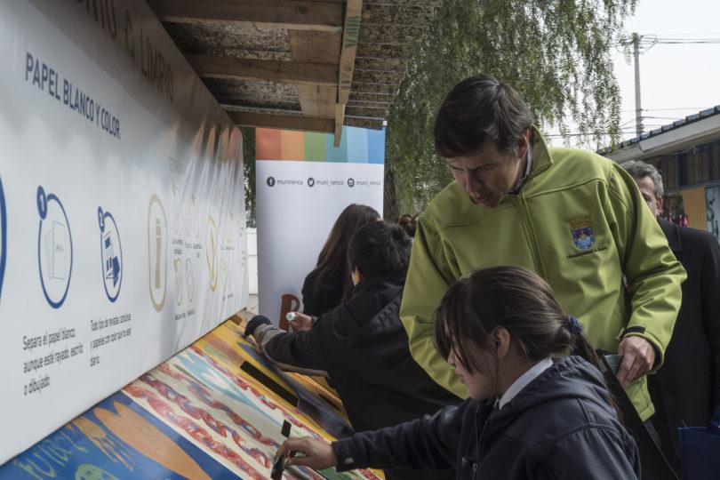 Inédito programa incluye educación medioambiental en la malla curricular