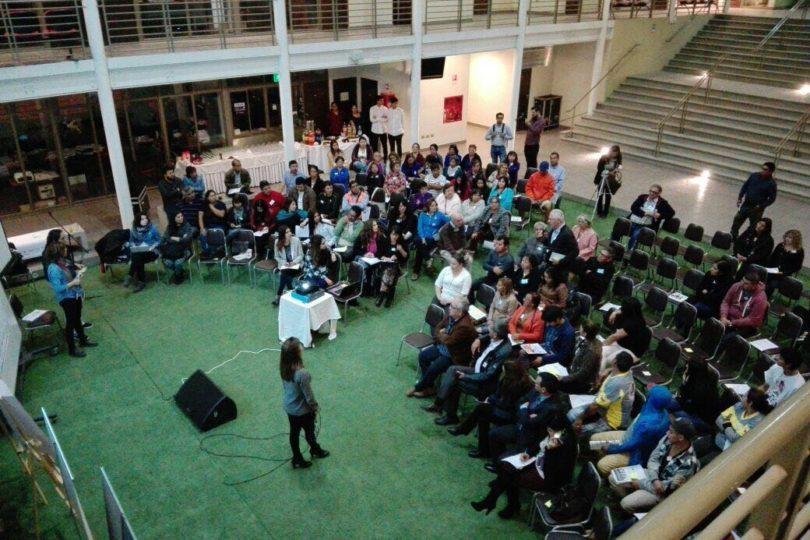 Comunidad de María Elena inician actividades de diálogo para el desarrollo local