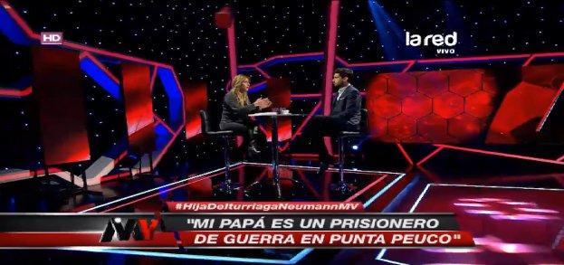 Los cuestionamientos de José Antonio Neme a entrevista de Loreto Iturriaga en MV
