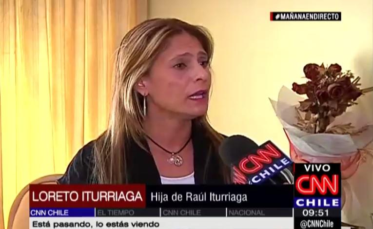 Loreto Iturriaga, la desclasada representante del pinochetismo