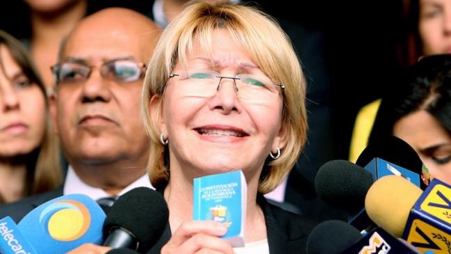 Fiscal general de Venezuela pidió al Tribunal Supremo rechazar Asamblea Constituyente