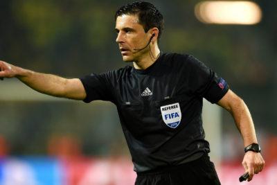 Arbitros europeos estarán a cargo de la final entre Chile y Alemania en Copa Confederaciones