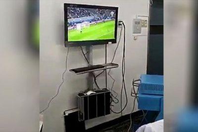 VIDEO   Hospital anuncia sumario contra médicos que celebraron triunfo de Chile en operación