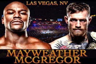 La madre de todas las peleas: Floyd Mayweather confirma combate con Connor McGregor
