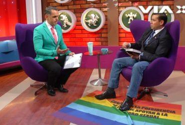 VIDEO | El impresentable ataque homofóbico del Pastor Soto a José Miguel Villouta