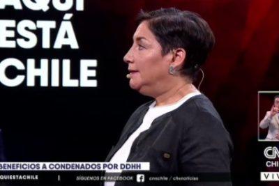 VIDEO | Beatriz Sánchez propone degradar y dejar sin pensión a violadores de DD.HH.