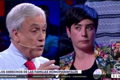 Carta de la abuela de Iñaki, hijo de la mujer que pidió adopción homoparental a Piñera en TV