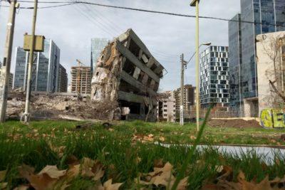 Constructora inicia batalla legal para demoler la Villa San Luis, declarada Monumento Histórico