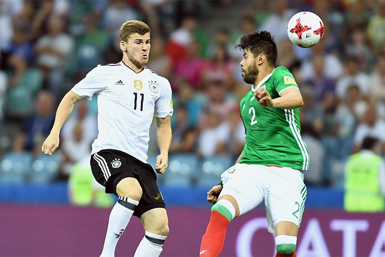 Alemania mete miedo: golea 4-1 y juega la final con Chile
