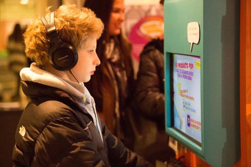 Zim Warhol: niños aprenden del Pop Art de manera interactiva