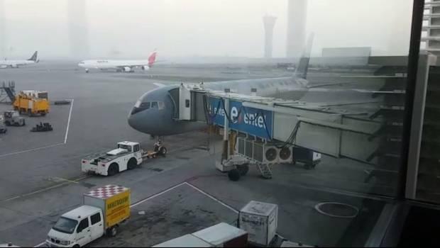 Avión presidencial presentó fallas y retrasó viaje de Michelle Bachelet a Canadá