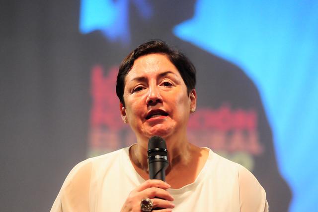 Beatriz Sánchez responde a críticas de ME-O y hace propuesta sobre Bolivia