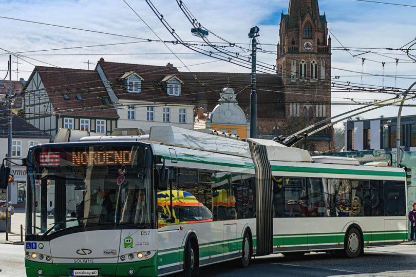 Investigadores de la Nasa quieren construir buses eléctricos en Chile