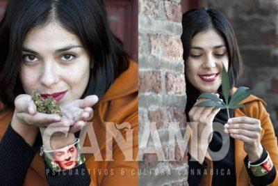 Del rojo al verde: la entrevista más marihuanera de Karol Cariola