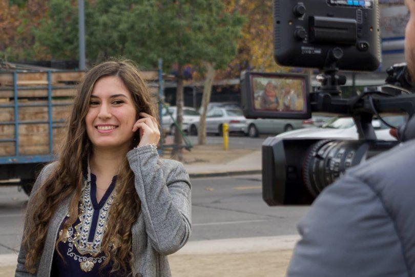"""Joven chilena becada para ir a Universidad de la NASA: """"No crean en lo que los demás les dicen"""""""