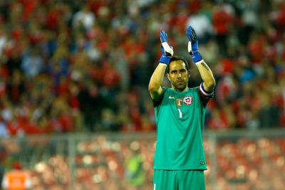 """Claudio Bravo tras la derrota de Chile: """"No estamos conformes"""""""