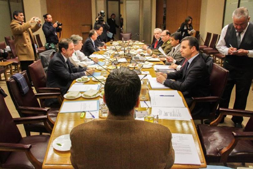 Proponen crear jueces y fiscales especiales para hechos de violencia en La Araucanía