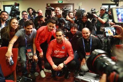 Bravo contó las verdaderas razones de su fugaz viaje a Barcelona