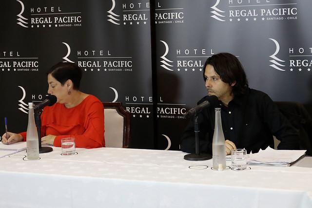 Alto nivel: Mayol acusó a Beatriz Sánchez de copiarle el programa de gobierno en pleno debate