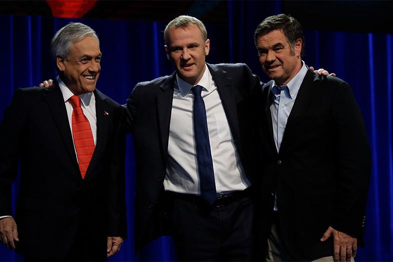 VIDEOS l Los cinco momentos más tensos del debate de Chile Vamos