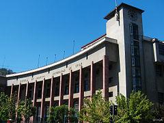 Estudiantes de Derecho de la U. Chile arriesgan un 1,0 por marchar en la Cuenta Pública