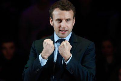 Genial respuesta de Emanuele Macron a Trump por salirse del Acuerdo de París