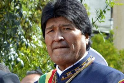 """Polémicas declaraciones de Evo Morales contra Chile: """"Vive del contrabando"""""""