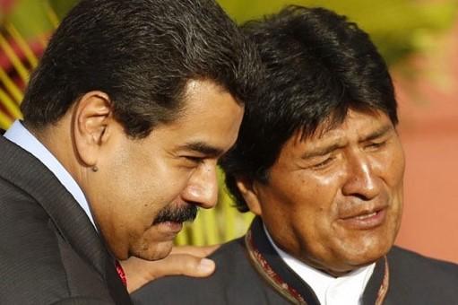 Maduro logró lo imposible: Chile Vamos y la NM se unen para criticar apoyo de Venezuela a Bolivia