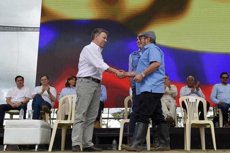 Día histórico en Colombia: FARC entregaron todas sus armas a la ONU