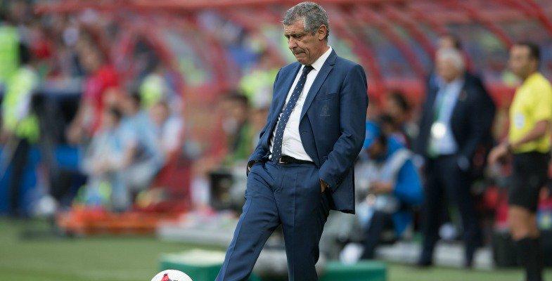 """DT de Portugal a Chile: """"No tenemos miedo de los que se creen los mejores del mundo"""""""